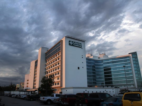Lafayette General Health manages Lafayette General Medical Center, shown in this 2011 file photo, and anticipates completion of two mergers in 2020.