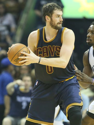 Kevin Love can opt out of the final year of his contract,