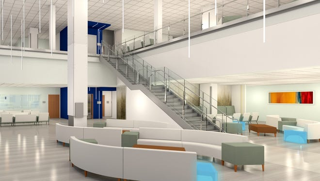 Construction has begun for the M.T. Mustian Surgical Center at Tallahassee Memorial HealthCare.