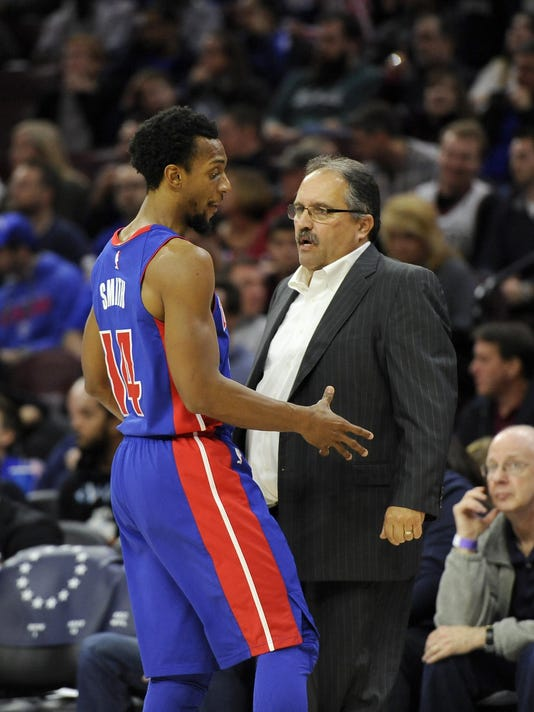 Stan Van Gundy,Ish Smith