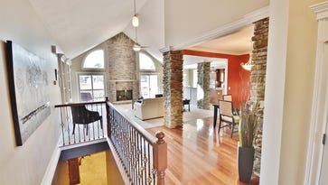 Take a Virtual Tour: $390K West Lafayette ranch home on the water