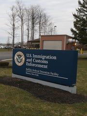 Buffalo Federal Detention Facility.