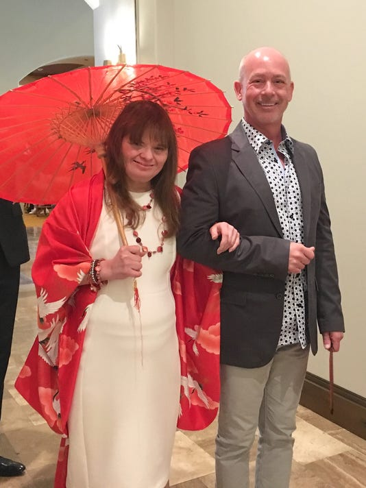 636548347570598456-IMG-3445-Angel-View-residential-client-Marlina-with-board-member-turned-model-Chris-Mobley-CEO-of-Modernism-Week.jpg