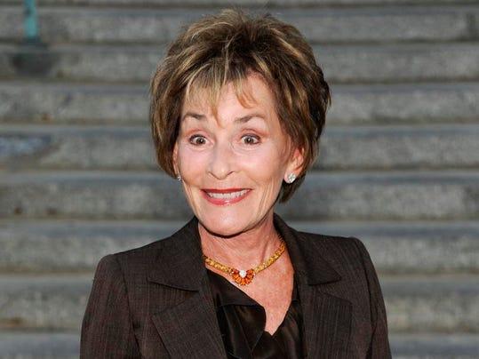 TV Judge Judy