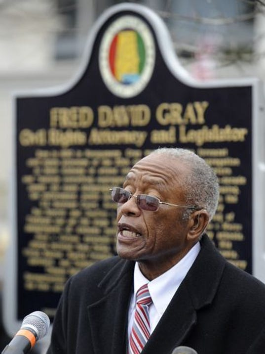 Fred Gray