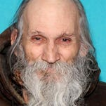 The Carson City Sheriff's Office is asking for the public's help in finding Travis Barron, 68, of Carson City.