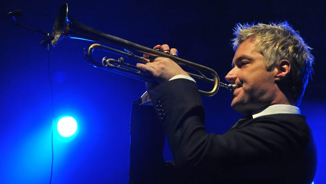 Jazz trumpeter Chris Botti will perform at Kodak Hall at 8 p.m. June 30.
