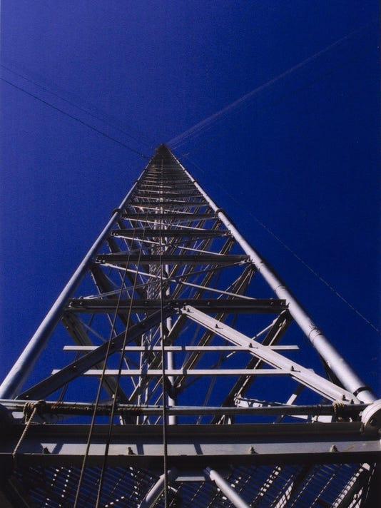 KTXR'S NEW TOWER