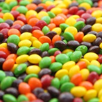 Mars probing Skittles said to be intended for cattle
