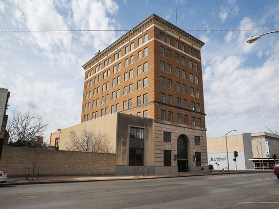 Four Corners Development is proposing the development of Twohig Plaza, within the San Angelo National Bank building, which is currently vacant. Because the developers will use Historic Tax Credits as well, the exterior of the building will change very little.