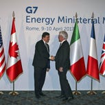 Syria expected to dominate G7 talks in Italy