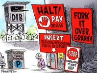 Marlette: Parking fix on DIB's 'grownup table'