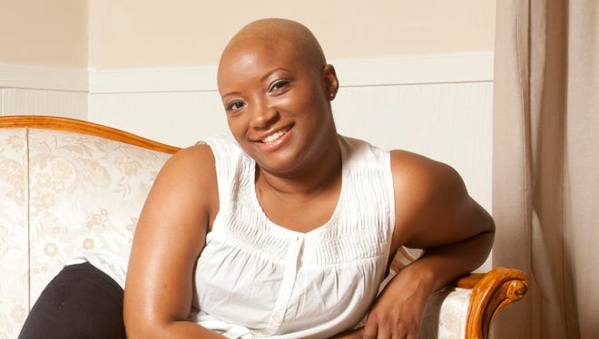After a double mastectomy, Victoria St. Martin chose to have breast reconstruction with tissue from her stomach.