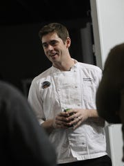 Big Grove Brewery Executive Chef Benjamin Smart discusses