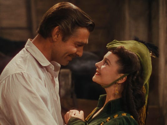 Clark Gable Vivien Leigh