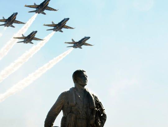 The Naval Air Station Lemoore Aviators Memorial Association