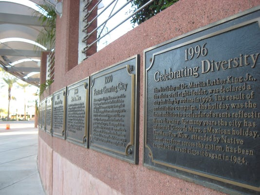 Mesa to expand Heritage Wall