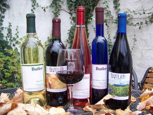 Wine from Butler Winery is one of Tanorria Askew's