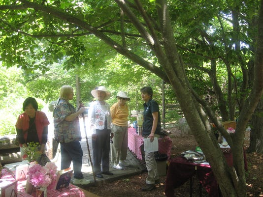 'Garden Social' on June 11 PHOTO CAPTION