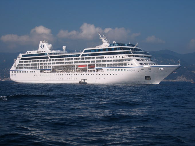 Oceania Cruises' Insignia is one of the line's quartet