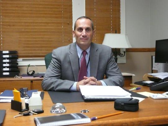 West Milford Schools Superintendent Alex Anemone.