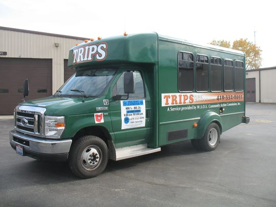 TRIPS is expanding its offering to more west side Fremont locations starting March 2.