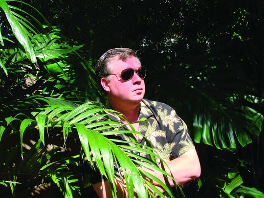 """Tim Dorsey, author of """"The Pope of Palm Beach"""""""