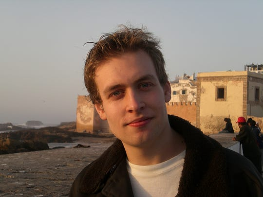 Luke Dormehl, author of Thinking Machines - Artificial