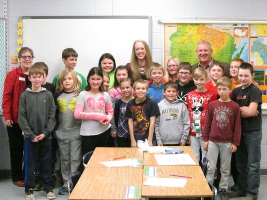 Doyle and her fourth-grade students successfully campaigned