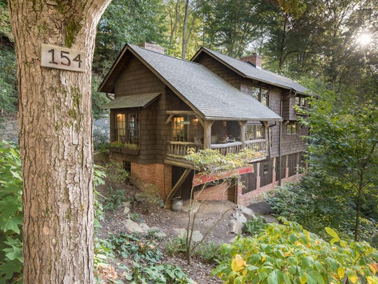 Possum Trot Cottage was honored with a Griffin Award