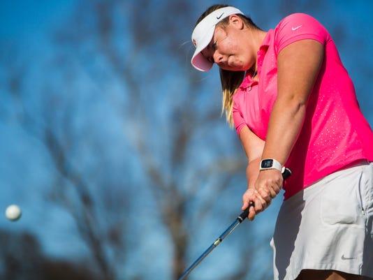 Clemson women's golf