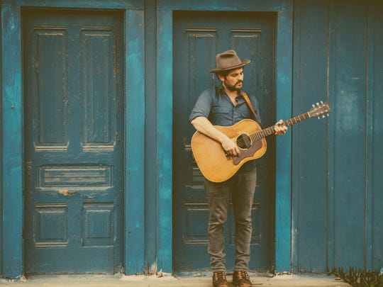 Gregory Alan Isakov joins the Vermont Symphony Orchestra in concert Monday at the Flynn Center.
