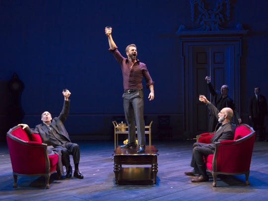 'Oslo' wins for best play at the  71st annual Tony