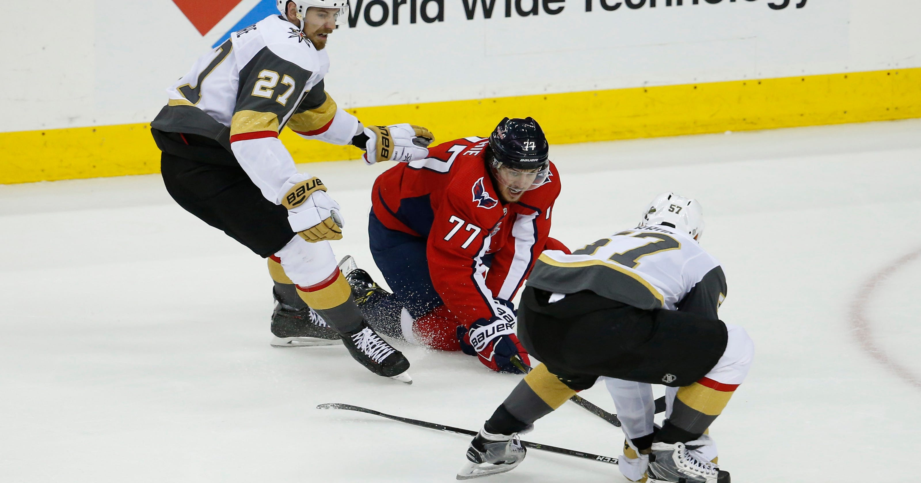 5b20afe77 Golden Knights  magical run faces adversity in Stanley Cup Final