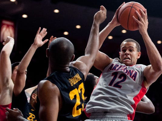 NCAA Basketball: Long Beach State at Arizona
