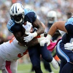 Titans report card vs. Browns: Productive passing game