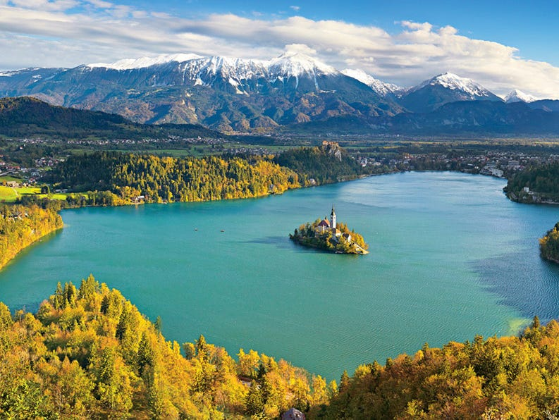 Save up to $200 on a Slovenia, Austria & Italy 10 Day Biking Tour