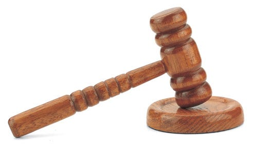Magistrate Court findings