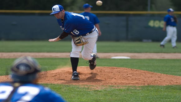 Shane Galloway, who has been an assistant coach at Roberson for six years, played his college baseball at Brevard.