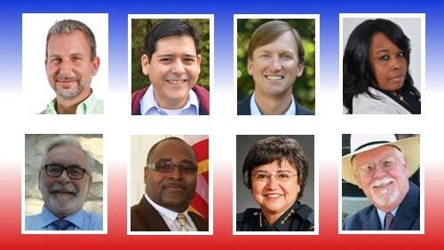 The Tom Green County Democratic Club will host eight candidates for Texas Governor during a forum on Jan. 8 at the Museum of Fine Arts.