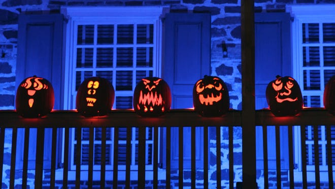 The Great Jack O'Lantern Blaze has been canceled for the second consecutive Friday.