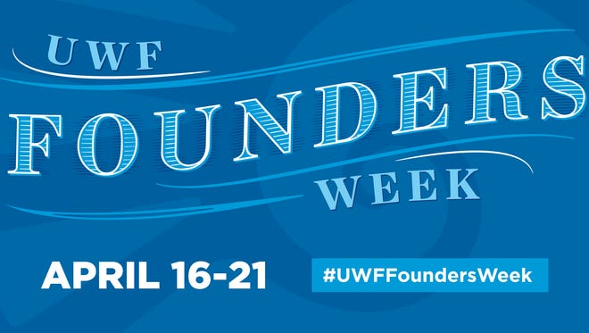 The University of West Florida will celebrate its 50-year anniversary by holding 'Founder's Week,' from April 16-21.