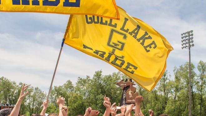 Gull Lake soccer.