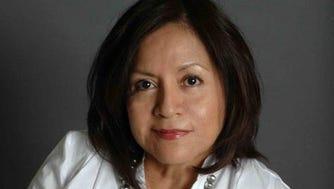 Navajo Nation poet laureate Laura Tohe