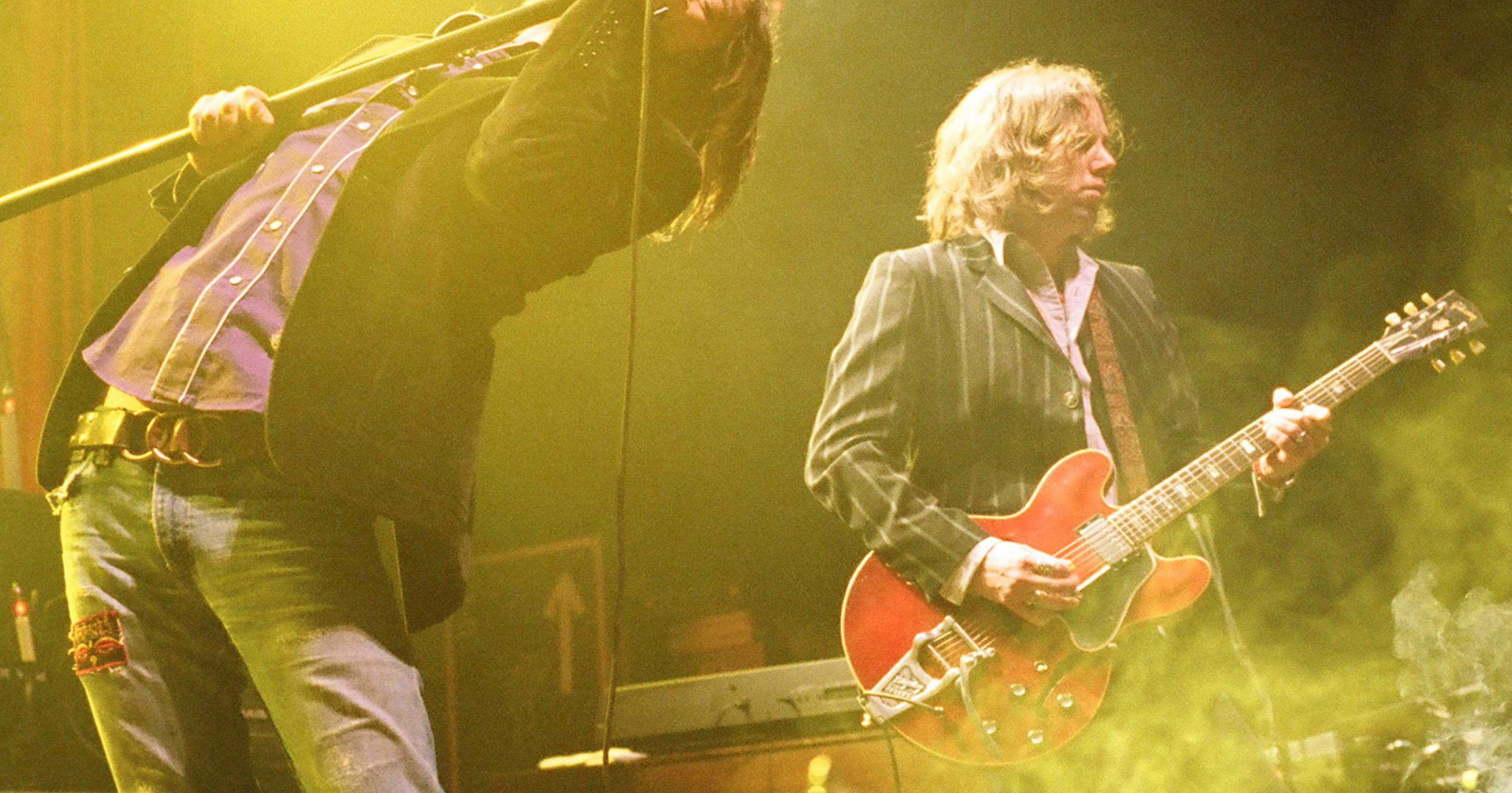 Rich Robinson Of The Black Crowes Solo And Inspired