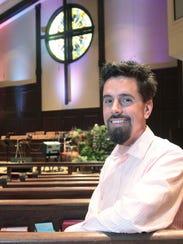 Ben McGehee, pastor at Lea Joyner United Methodist