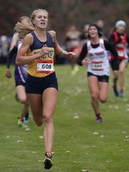 Wausau West's Brooke Jaworski is a nominee for both  girls cross country and girls track athlete of the year in Friday's High School Sports Awards. She is also one of the candidates for girls athlete of the year.