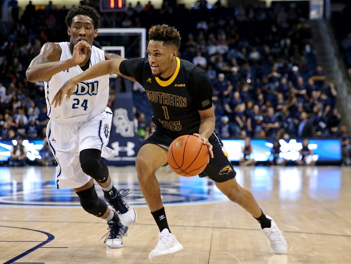 Zoran Talley plans to graduate from Old Dominion and