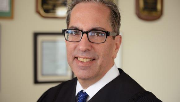 Associate Justice Paul Feinman, Appellate Division,