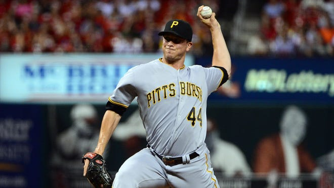 Tony Watson has five career saves entering this season, but he should have many more opportunities with Mark Melancon traded.